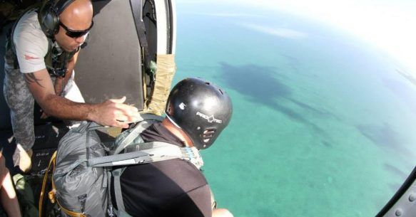 Opening My Parachute and Landing on Solid Ground