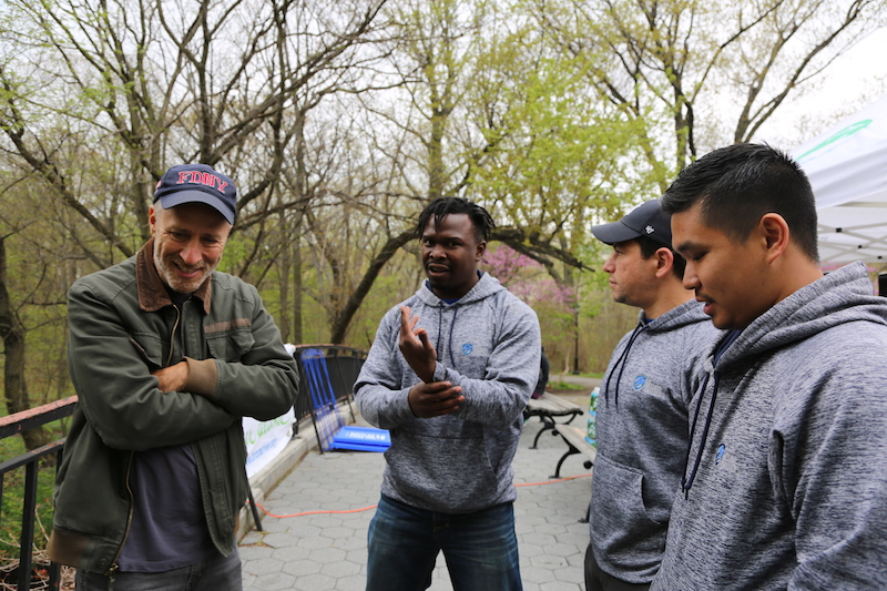 Poised for Impact in the South Bronx