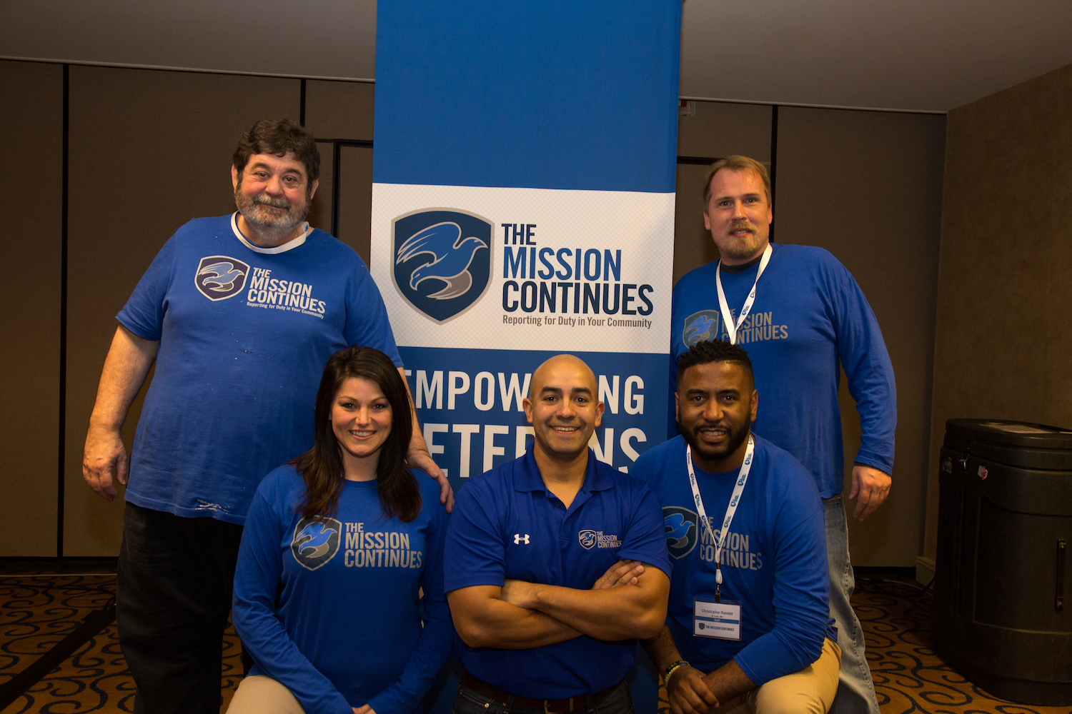 How Did You Come to Work at The Mission Continues?