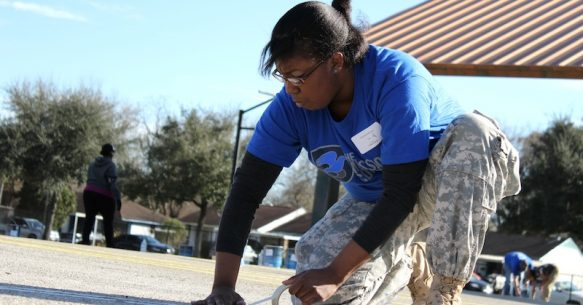 Can Service on the Home Front Help Female Veterans Reintegrate to Civilian Life?