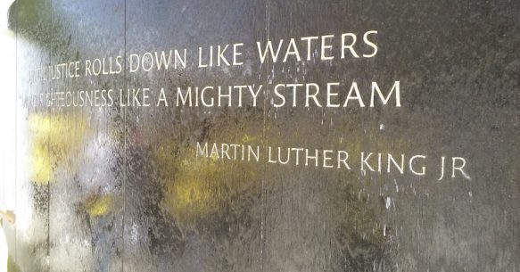 MLK's #LegacyofService: Fighting a Different Kind of War