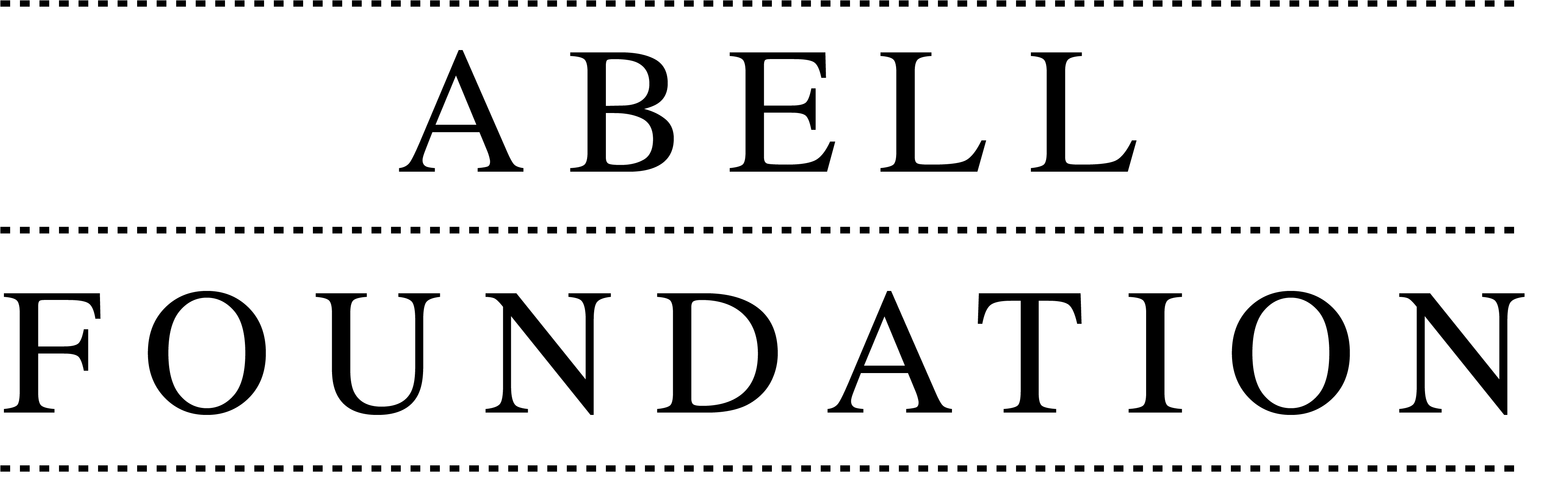 Abell Foundation Logo