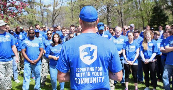 Community Members: Force Multipliers for Service Platoons