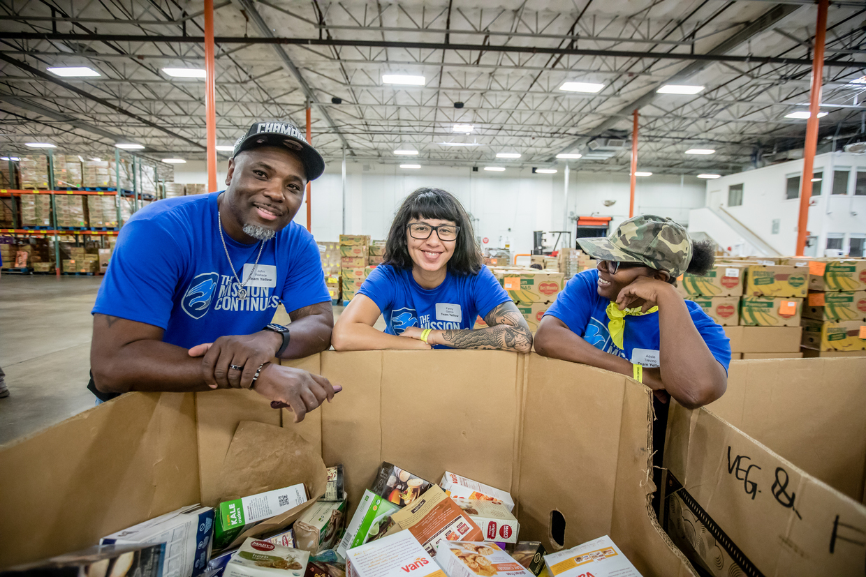 veterans in food insecurity