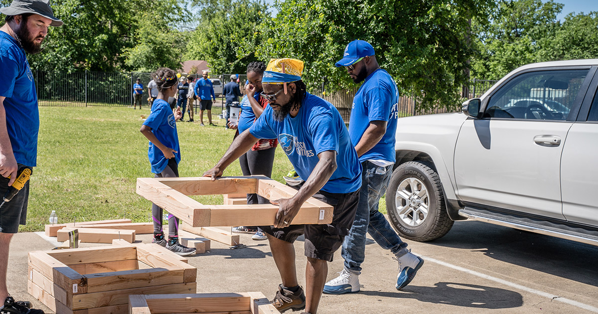 Arlington Launches New Partnership on Earth Day