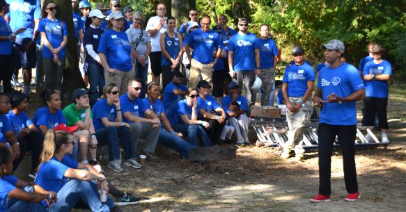 Boeing and The Mission Continues Empower Veterans to Soar