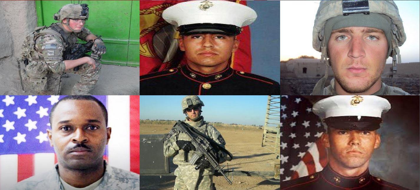 Keeping Our Heroes' Legacies Alive