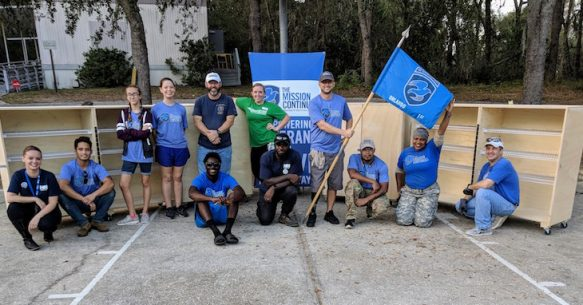 Veterans Day: Orlando Platoons Innovate after Hurricane Maria