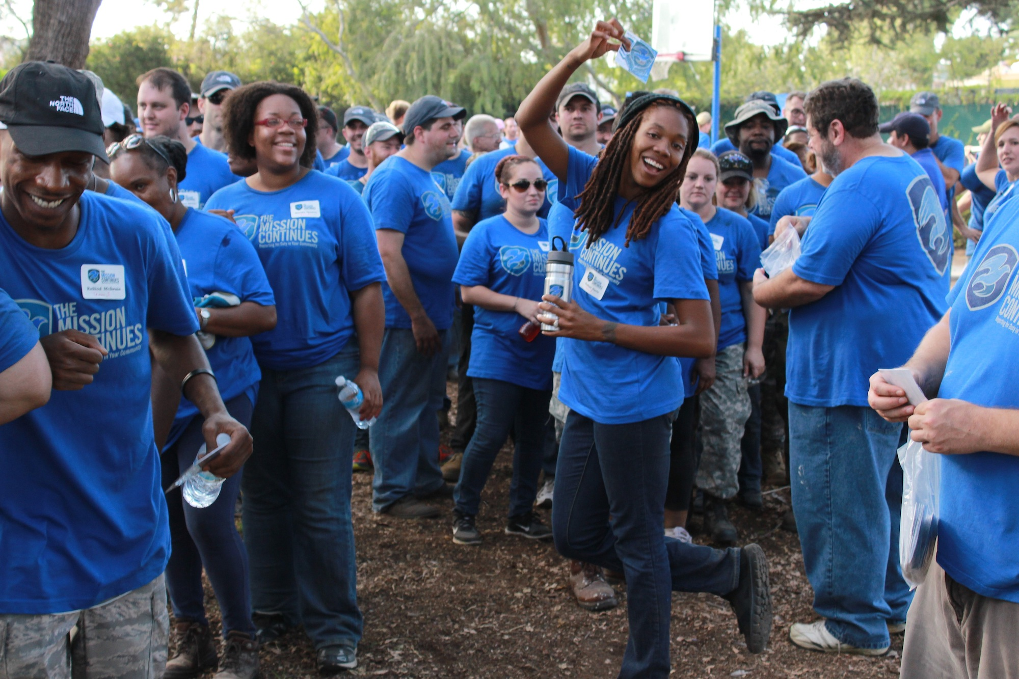 A Great Place to Work and Serve: The Mission Continues Ranks #15 on 2015 NonProfit Times Best Places to Work