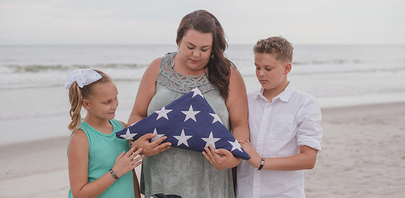 A Platoon Leader Continues Mission After Tragedy