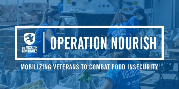 Introducing Operation Nourish