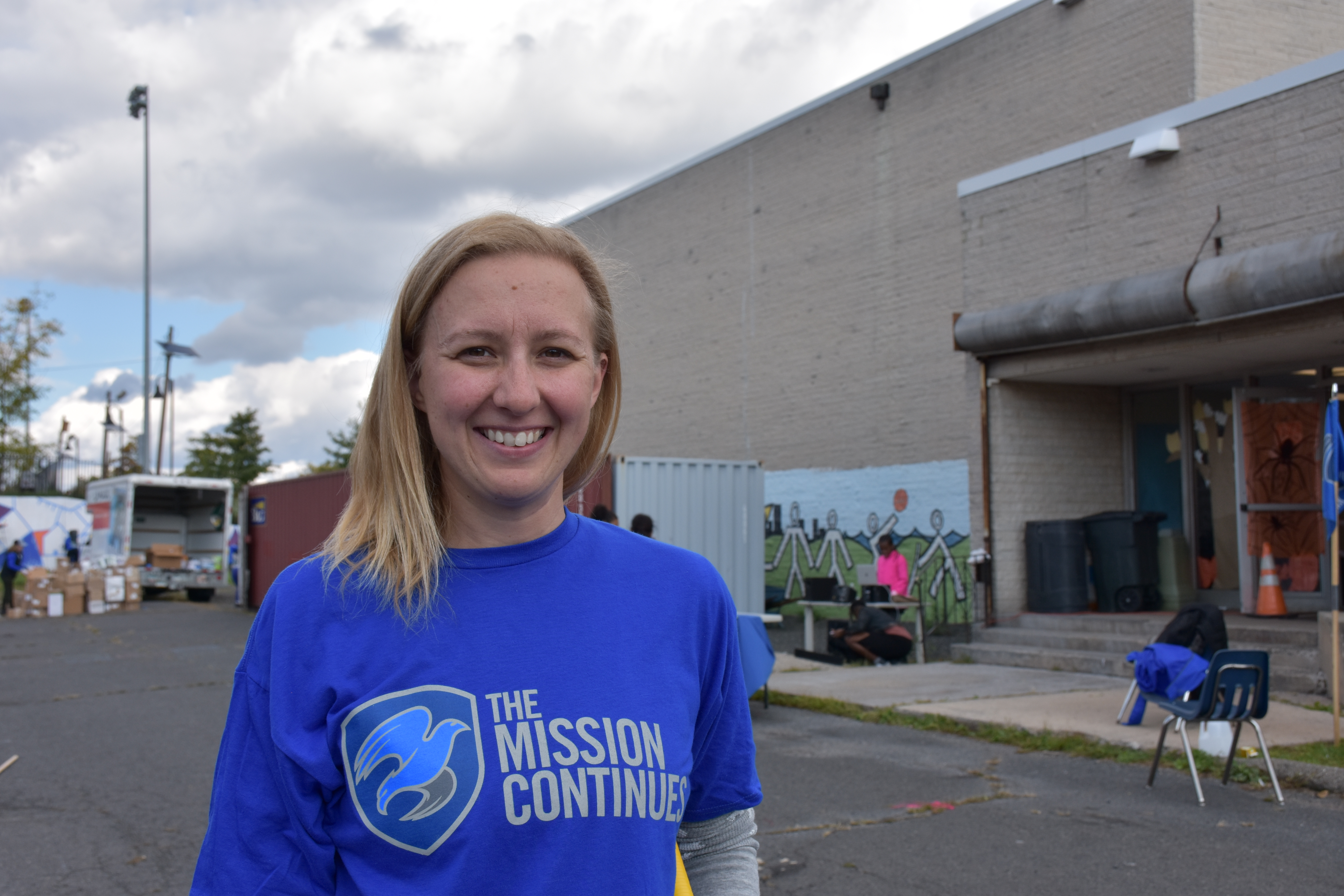 An Interview with Service Leadership Corps Member Allison Sage