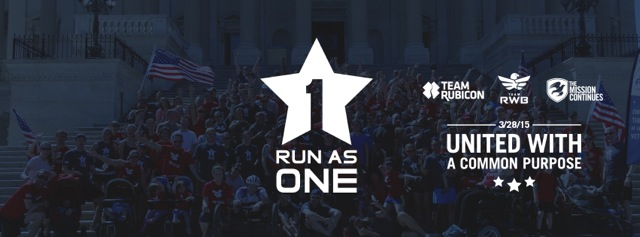 Run as One: Building Communities One Stride at a Time