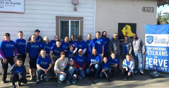 Seattle 1st Platoon, Supporting the Building of Strong Communities