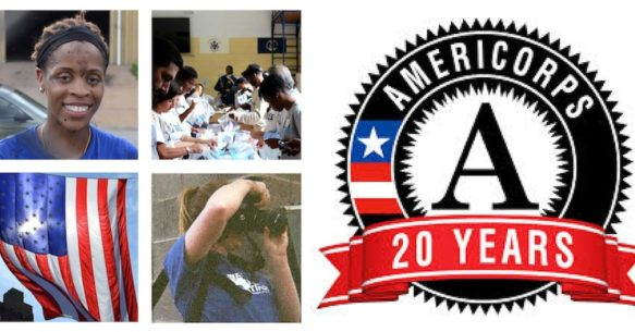 Celebrating 20 Years of AmeriCorps