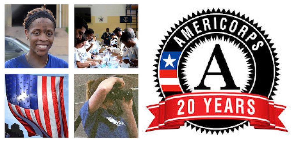 Celebrating 20 Years of AmeriCorps