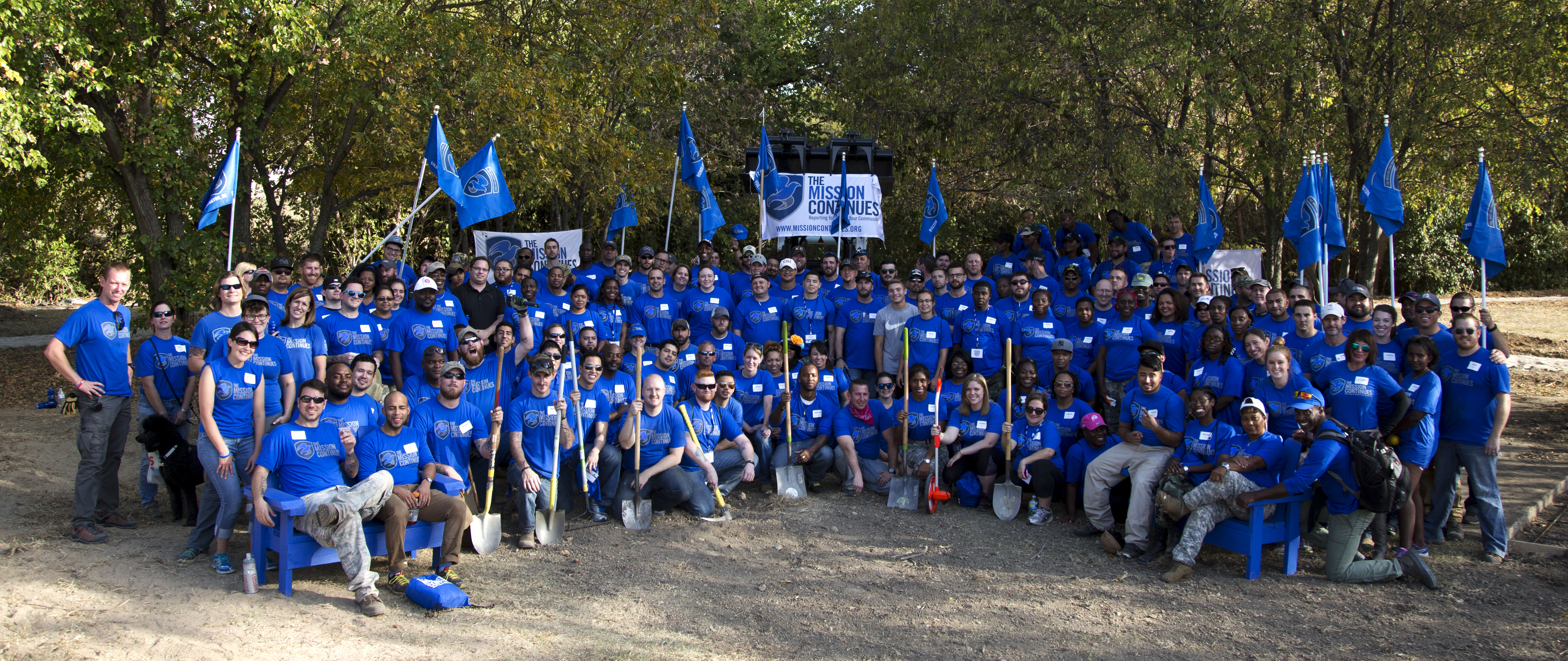 Delta Class 2015 Moves Out to Serve Their Communities