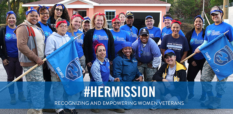 Women Reflect on Leading with #HerMission