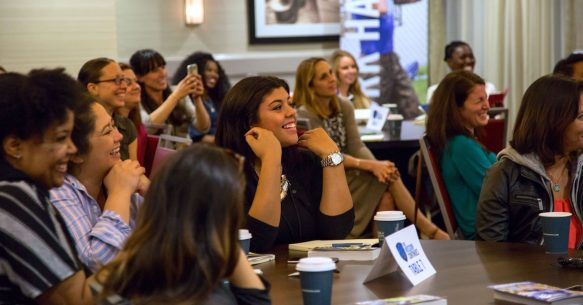 What You Missed at Our Inaugural Women Veterans Leadership Summit