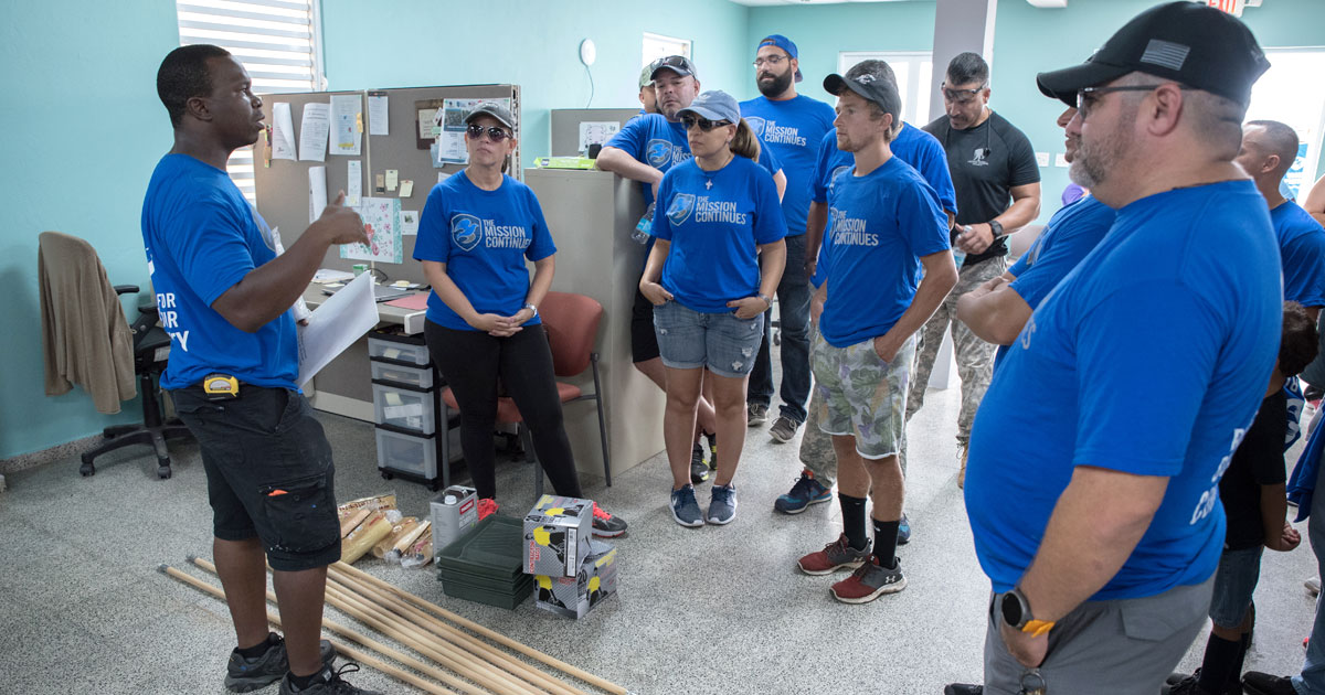 An Inspirational Service Experience in Puerto Rico