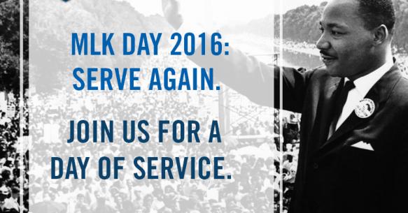 Platoons Mobilize for MLK Day 2016
