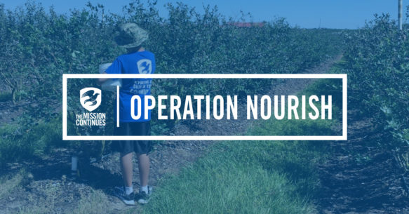Operation Nourish: Veterans Deploy to Respond to Community Needs during COVID-19