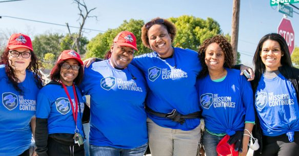 The Mission Continues Launches New Leadership Program for Women Veterans